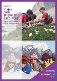 Viajes para grupos de escolares