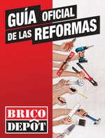 Ofertas de Bricodepot, Guía oficial de las reformas