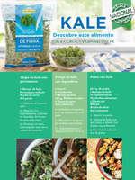 Ofertas de Mercadona, Kale