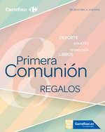 Ofertas de Carrefour, Regalos primera comunión