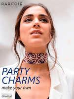 Ofertas de Parfois, Party Charms