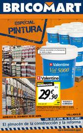 Especial pintura - Valladolid