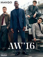 Ofertas de Mango Man, AW'16- Man Collection