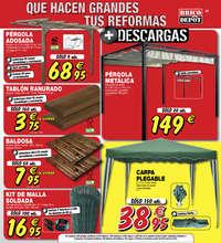 Precios bajos que hacen grandes tus reformas - Almería