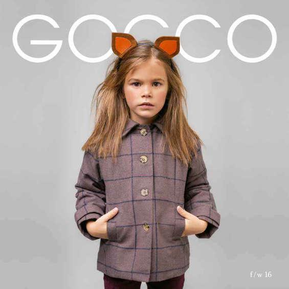 Ofertas de GOCCO, GOCCO Intantil F/W
