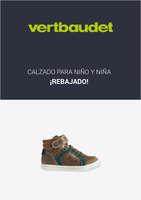 Ofertas de VertBaudet, Calzado para niño y niña ¡REBAJADO!