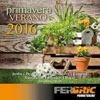 Primavera Verano 2016
