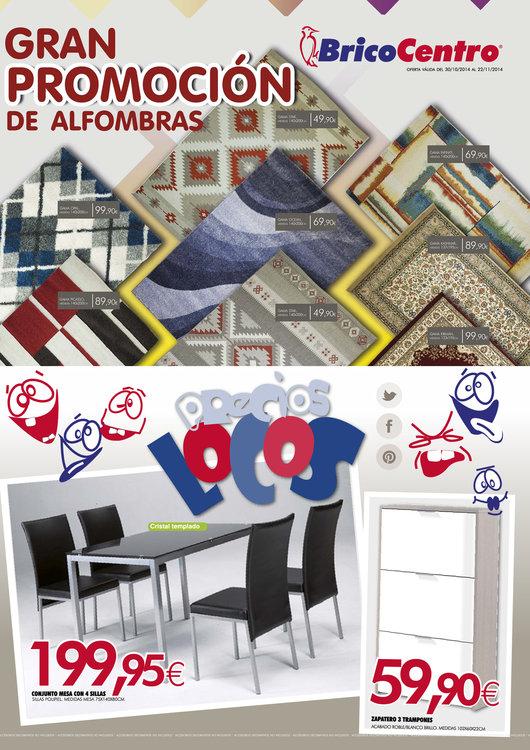 Ofertas de Bricocentro, Gran promoción de alfombras