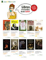 Ofertas de Casa del Libro, Libros irresistibles desde 5,95€