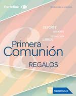 Ofertas de Carrefour, Primera Comunión - Regalos
