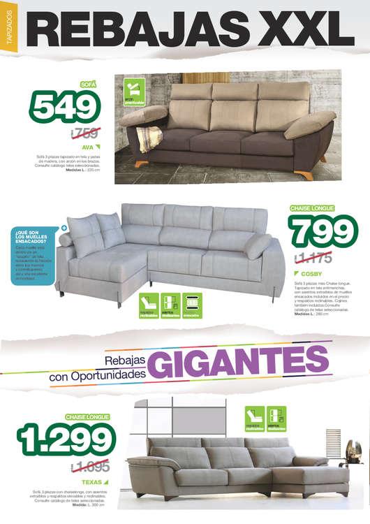 Comprar sof s barato en chiclana de la frontera ofertia - Tiendas de muebles en chiclana ...
