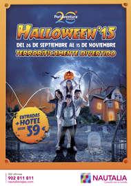 Halloween'15 en Port Aventura