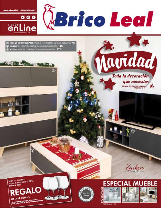 Ofertas de Bricocentro, Navidad - Burgos