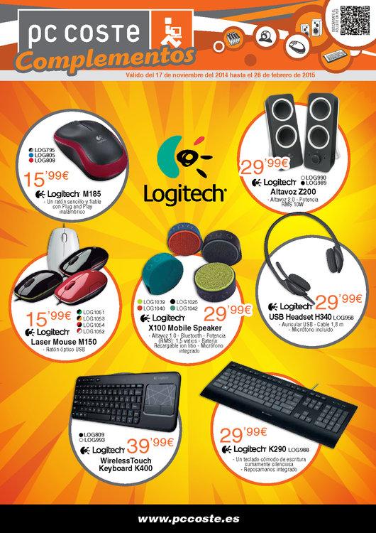 Ofertas de PC Coste, Complementos