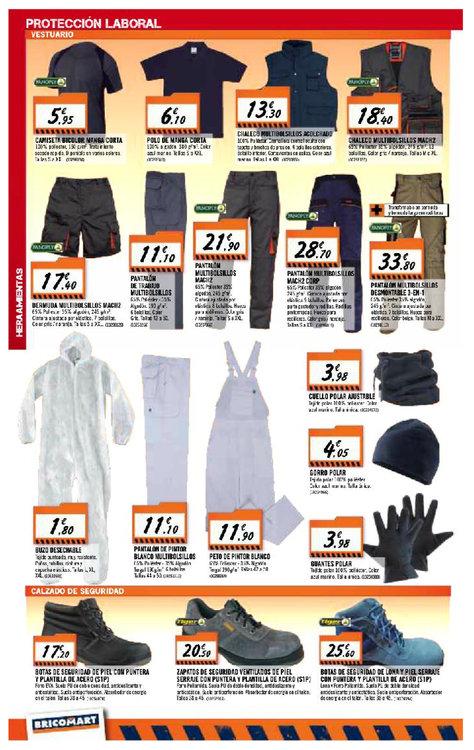 Comprar botas de seguridad en sevilla botas de seguridad - Bricomart malaga catalogo ...
