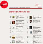 Ofertas de La Central, Libros de arte al 30%