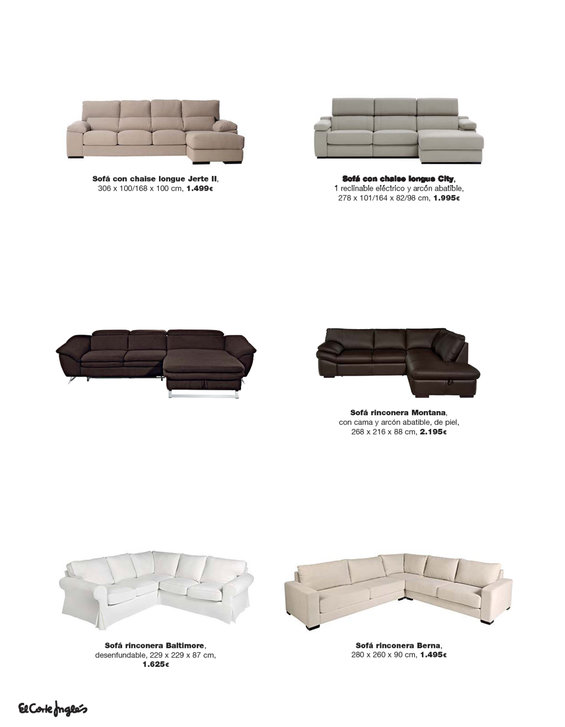 Comprar sof s esquina en madrid sof s esquina barato en for Ofertas sofas madrid