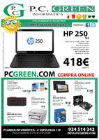 Ofertas de PC Green, Tarifa agosto