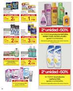Ofertas de Carrefour, 2a unidad a -50%