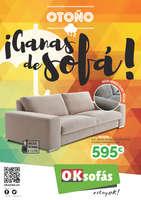 Ofertas de OKSofas, ¡Ganas de sofá!