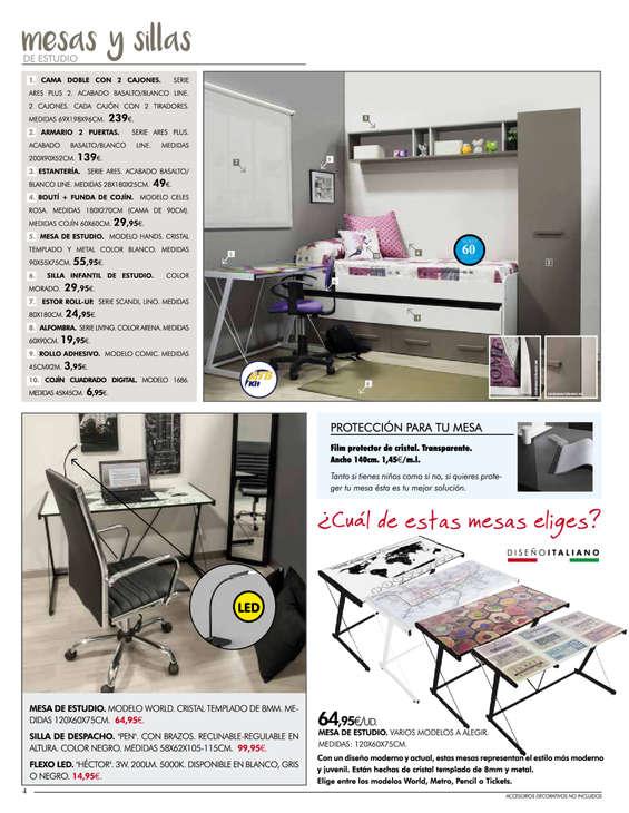 Comprar muebles dormitorio barato en vigo ofertia Barrera cama carrefour