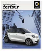 Ofertas de Mercedes-Benz, Smart forfour