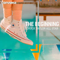 The Beginning. Chuck Taylor All Star