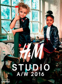 H&M Studio - AW 2016 Kids Collection