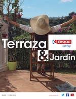 Ofertas de Eroski, Terraza & Jardín