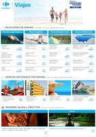 Ofertas de Carrefour Viajes, Vacaciones de verano