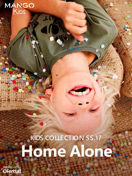 Ofertas de Mango Kids, Home Alone