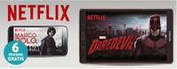 Promo Netflix