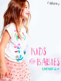 Kids&Babies. Campaign SS17