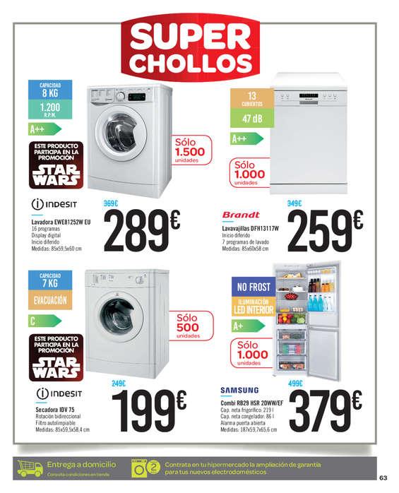 Comprar lavadoras barato en las palmas de gran canaria for Super chollo muebles