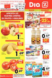 Aprofita les nostres ofertes de fruites i verdures!