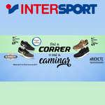 Ofertas de Intersport, Sal a correr o sal a caminar