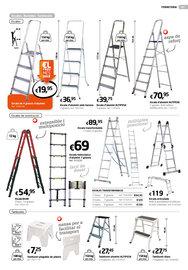 Comprar escaleras aluminio en barcelona escaleras for Escaleras telescopicas aluminio baratas