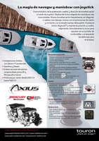 Ofertas de Touron, La magia de navegar y maniobrar con joystick