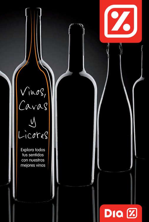 Ofertas de Dia Market, Explora todos tus sentidos con nuestros mejores vinos