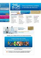 Ofertas de Citibank, Productos