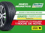 Ofertas de Feu Vert, ¡Nuevo neumático!