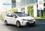 Ofertas de Toyota, Prius +