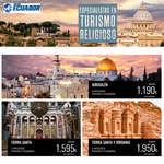 Ofertas de Viajes Ecuador, Especialistas en turismo religioso