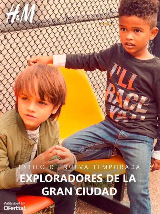 Ofertas de H&M, Exploradores de la Gran Ciudad