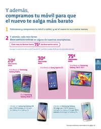 Bajamos los precios de Smartphones con Fusión TV