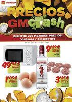 Ofertas de GM Cash & Carry, Precios GmCrash