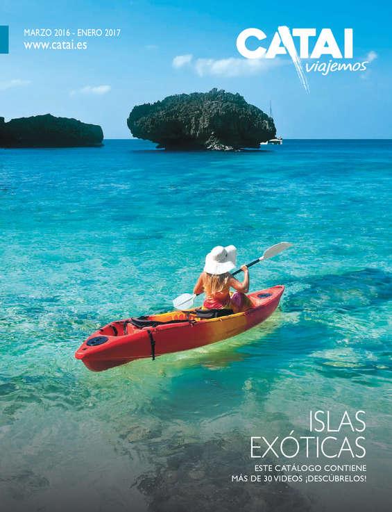 Ofertas de Catai, Islas Exóticas 2016