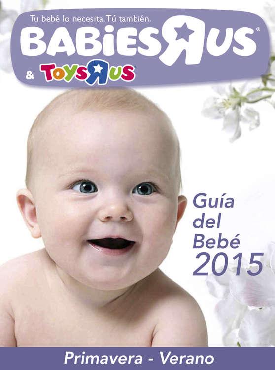 "Ofertas de Toys ""R"" Us, Guia-BabiesRUs-2015-SPN"