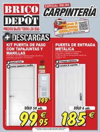 Especial carpintería - Zaragoza