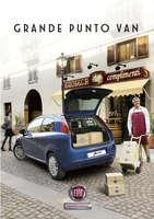 Ofertas de Fiat, Grande Punto Van